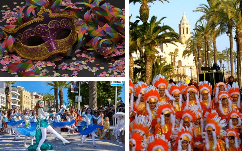 Sitges Life - February - Destino Sitges - Holidays Apartments